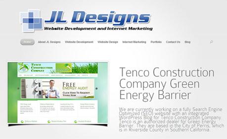 Official JL Designs Website Re-Launch!