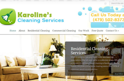 Karoline's Residential and Commercial Cleaning Service