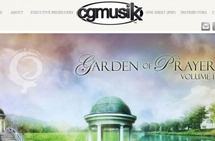 Garden Of Prayer – Volume 1 Website