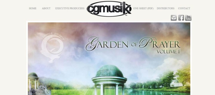 Garden Of Prayer – Volume 1 Website